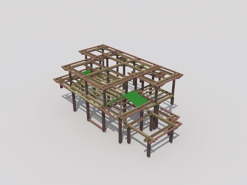 Planung OG 1--3
